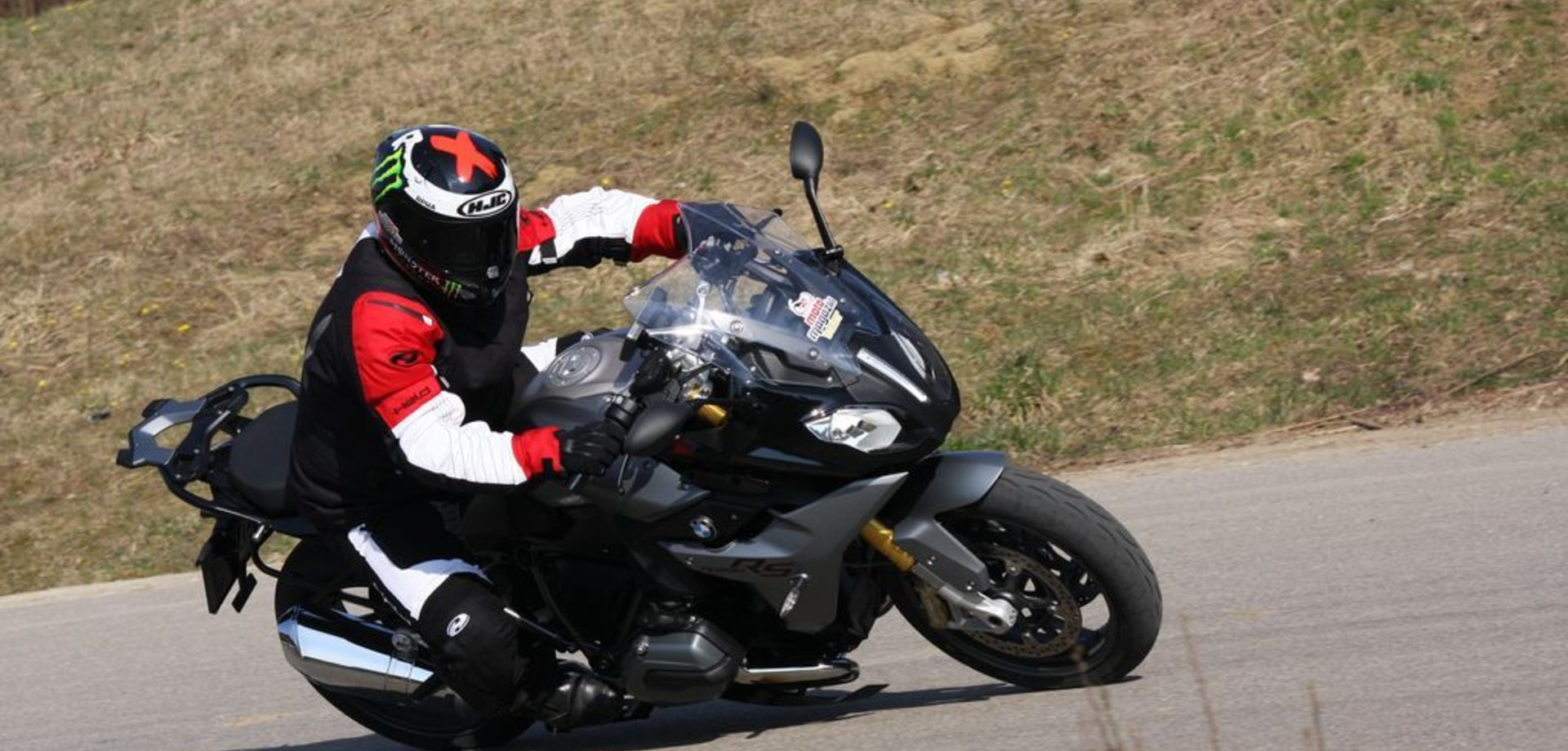 Test: BMW R 1200 RS