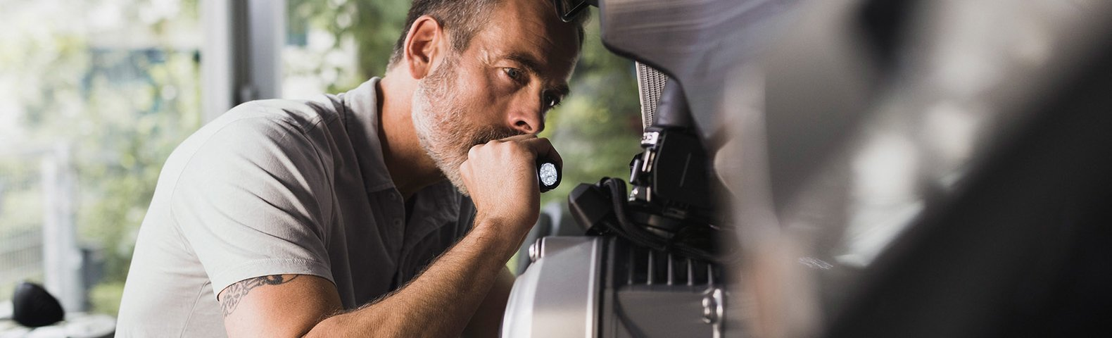 BMW Motorrad Service Inclusive a predĺžená záruka