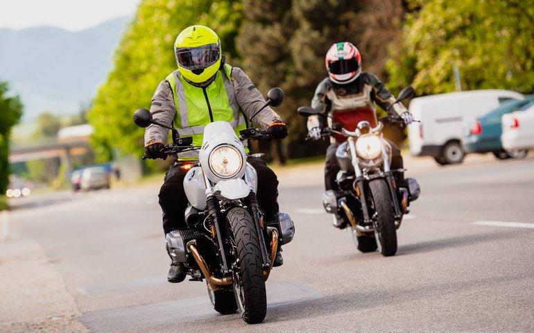 BMW Motorrad Roadshow 2018.