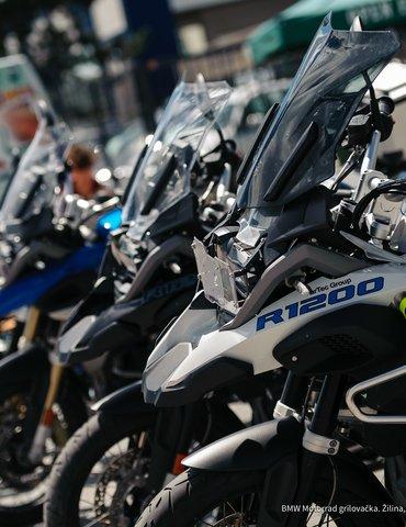 Špeciálna ponuka na skladové motocykle.
