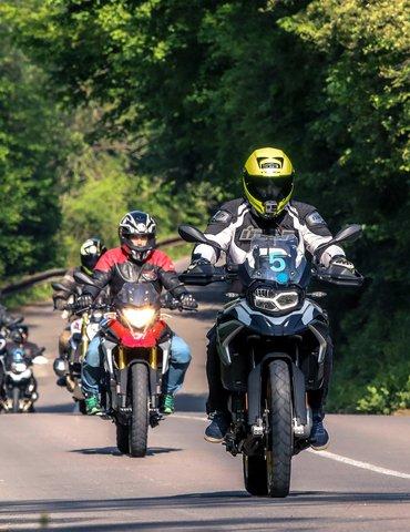 BMW MOTORRAD ROADSHOW 2019