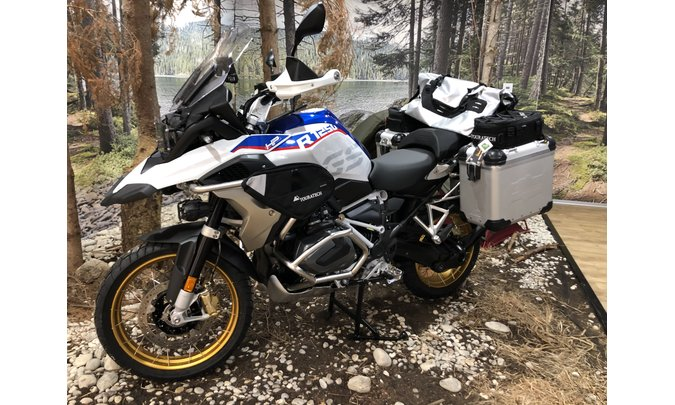 R 1250 GS TOURATECH