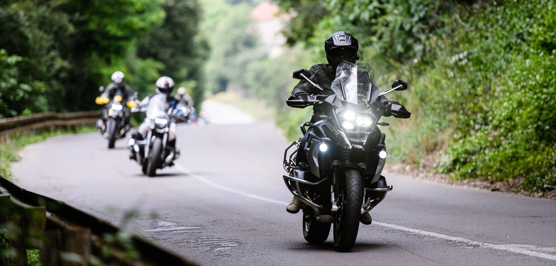 Fotogaléria BMW Motorrad Roadshow 2021